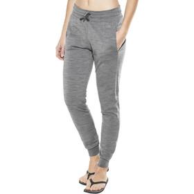 Icebreaker Crush Pantaloni Donna, grigio